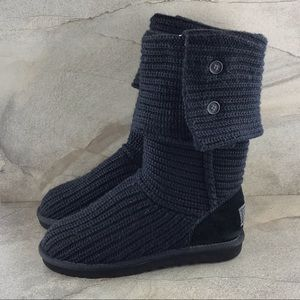 UGG Classic Cardy Boots Size 7